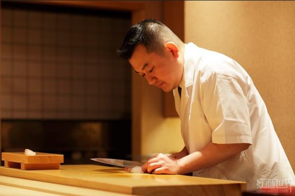 以会席料理见长的东京银座小十餐厅