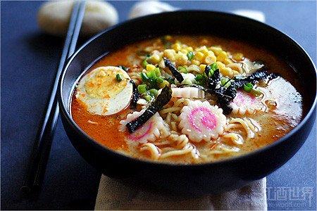 太平洋岛国风情:10种最受欢迎的日本美食