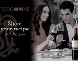 """干露侯爵(Marques de Casa Concha)同美食大厨理查•山德瓦(Richard Sandoval)为了让更多的葡萄酒爱好者和美食吃货了解美酒美食搭配的神奇和奥秘,携手开启""""美酒美食""""之旅,分享搭配技巧,参与者还将…"""