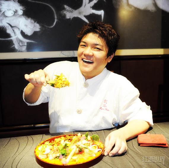 追求日本料理所有可能性的香鱼食肆——日本龙吟餐厅
