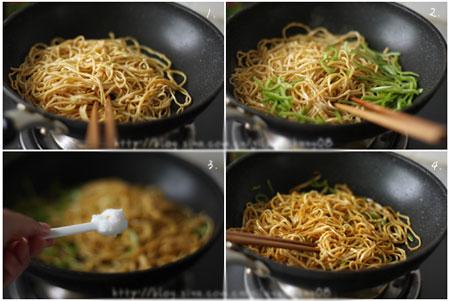 辣椒拌豆腐丝
