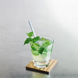 佳人美酒(belle collins)是金酒版的莫吉托,如果比起朗姆酒你更爱金酒,这杯或许是你夏日最好的选择。小提示:可以加入几滴茴香酒来稍作改变                冰块4-6块薄荷叶2片金酒2盎司青檬汁1盎司糖浆1茶匙苏打水适量1用压棒捣碎薄荷叶2把薄荷叶放入酒杯,倒入金酒、青檬汁、糖浆3加入冰块4用苏打水补至九分满,轻轻搅拌,用新的薄荷叶装饰5尽享美味吧!转载请注明:有颜色 » 佳人美酒