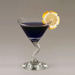 蓝色幸福(Blue Bliss)是一杯华丽的甜橙味鸡尾酒,紫罗兰力娇与蓝橙力娇酒的加入使得其色彩蓝的低调且高雅。原配方使用的是高度苦艾酒,也可以用力加茴香酒代替。                冰块4-6块干金酒1.5盎司紫罗兰力娇酒1盎司蓝橙力娇酒0.5盎司柠檬汁0.5盎司苦艾酒4滴柠檬片1片1在雪克壶中放入4-6冰块2倒入干金酒、紫罗兰力娇酒、蓝橙力娇酒、柠檬汁、苦艾酒3摇晃均匀,将调制好的鸡尾酒滤入酒杯中,把柠檬片切成车轮状装饰4尽享美味吧!转载请注明:有颜色 » 蓝色幸福