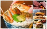 """我们都知道日本有寿司和拉面等众多美食。那你知道鸟取县的美食吗?鸟取县其实是日本美食的宝库,甚至有""""美食之都""""的称号。在众多鸟取县美食中特别为大家精选出海鲜、和牛、甜点、拉面、咖喱,为大家介绍其中魅力。 有机会到鸟取县游玩的话,一定不要错过了!"""